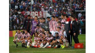 Juan Pablo Pumpido comandó el equipo de Reserva que tuvo un muy buen desempeño en el torneo. Foto: Mauricio Centurión / UNO Santa Fe