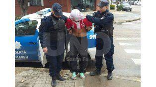Capturan a joven involucrado en el homicidio de este miércoles