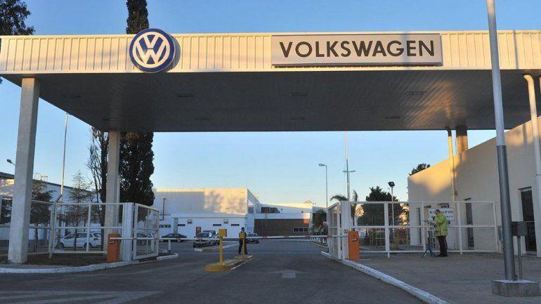 Suspenderán un día a la semana a 300 operarios de Volkswagen