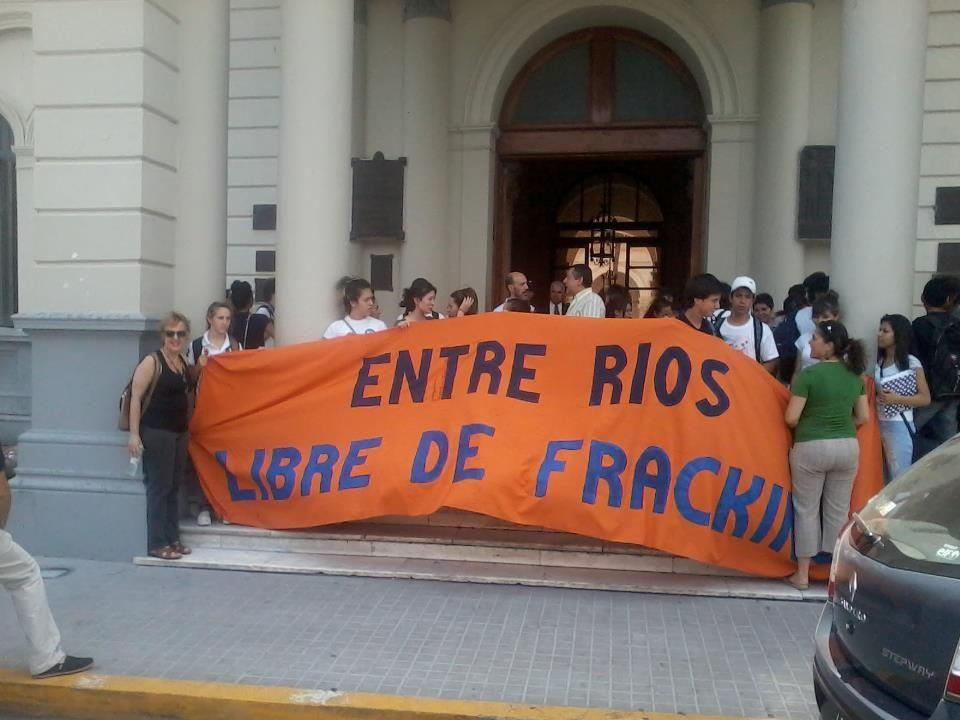 Prohibieron el fracking en Paraná