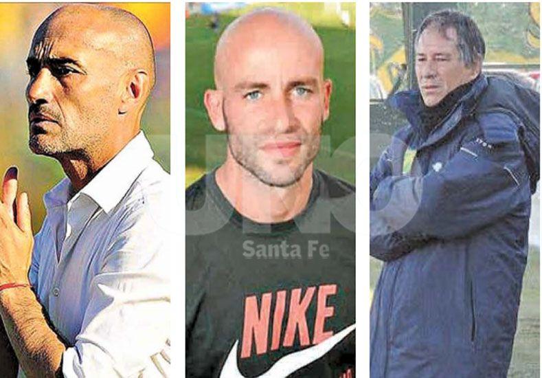 Candidatos. El uruguayo Paolo Montero