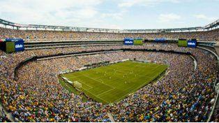 Argentina hará trasnochar a todos en la Copa América Centenario