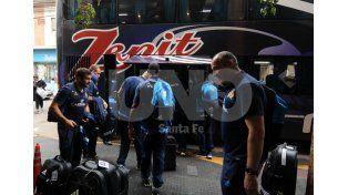 La escuadra europea trabajará desde este sábado en Santa Fe Rugby