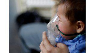 Máxima circulación. Los distintos virus respiratorios demandan todos los esfuerzos y cuidados.