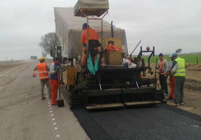 Destino. El financiamiento deberá ir directamente a obras de infraestructura detalladas en el proyecto / Foto: Gentileza Gobierno de la Provincia de Santa Fe