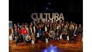 Santa Fe presente. La Secretaria de Cultura Marcela Pieragostini participó del encuentro.