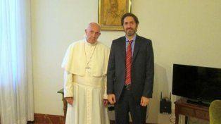 La prensa italiana asegura que el Papa felicitó por su coraje al juez Casanello
