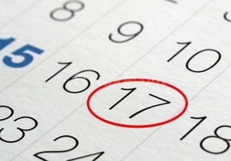 ¿Habrá feriado del 17 de junio?