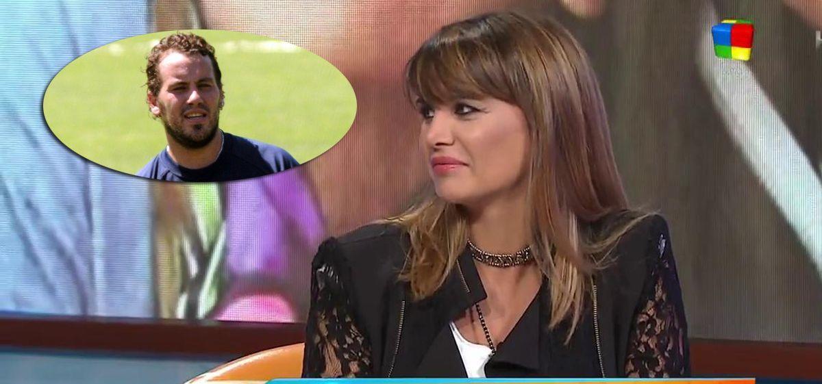 Así reaccionó el Ogro Fabbiani cuando se enteró que Amalia Granata estaba embarazada