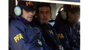 Monchi Cantero llegó a Rosario en helicóptero  y mañana será indagado por la Justicia