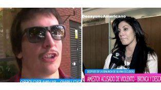 Silvina Escudero contó las palabras violentas que recibió de un ex