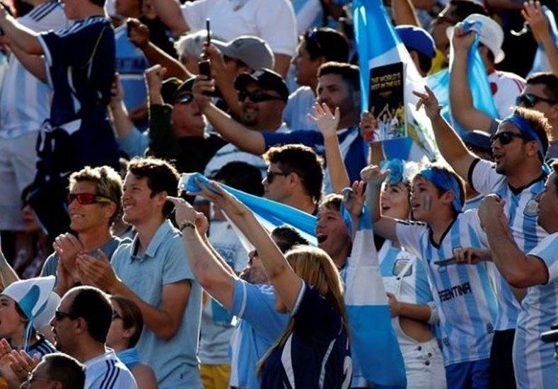 El nuevo hit de la hinchada Argentina para alentar a Messi y compañía