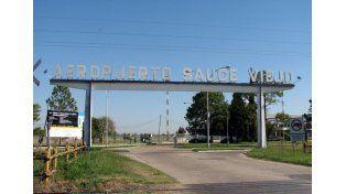 El Safetur manifestó su preocupación por la falta de obras en el aeropuerto de Sauce Viejo