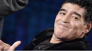Maradona: Siento vergüenza, por primera vez, de ser argentino