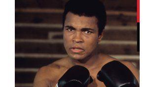 La estremecedora foto de Muhammad Ali