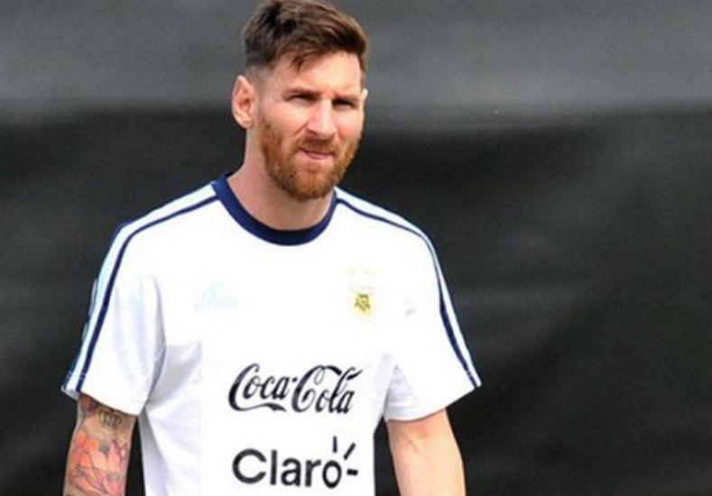 Lionel Messi le dijo a Martino que quiere jugar