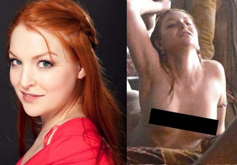 Game of Thrones la salvó de la prostitución, dándole un papel de prostituta