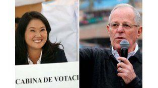 Cabeza a cabeza: los bocas de urna no definen un ganador claro en Perú