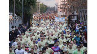 Más de 2.500 personas participaron de una nueva edición de Santa Fe Corre