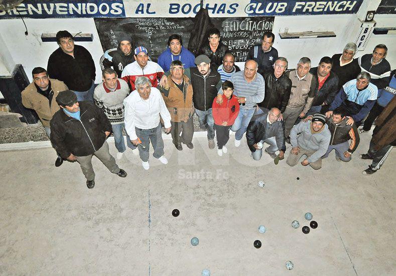 Soy De... Bochas Club French