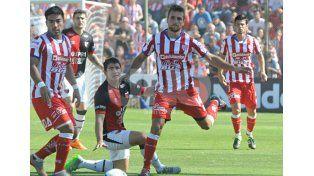 El santafesino ya demostró que hoy es titular en Primera División. Foto:  M. Testi