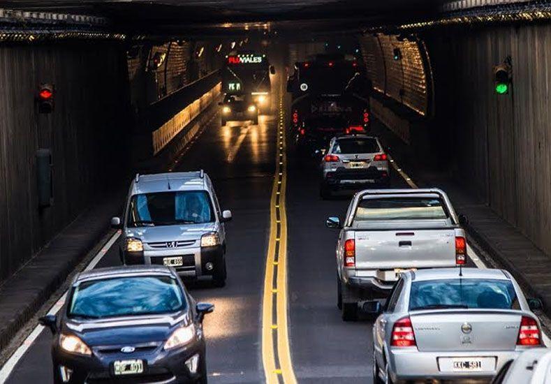 Aumentará un 100% el telepeaje en el Túnel