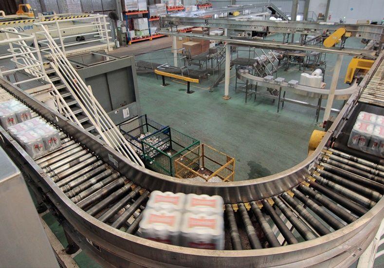 Cervecería Santa Fe: adelantaron vacaciones a empleados