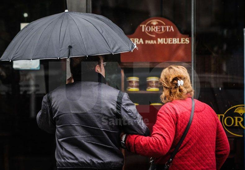 Temperaturas bajas para este fin de semana. Foto: Diario UNO / Mauricio Centurión