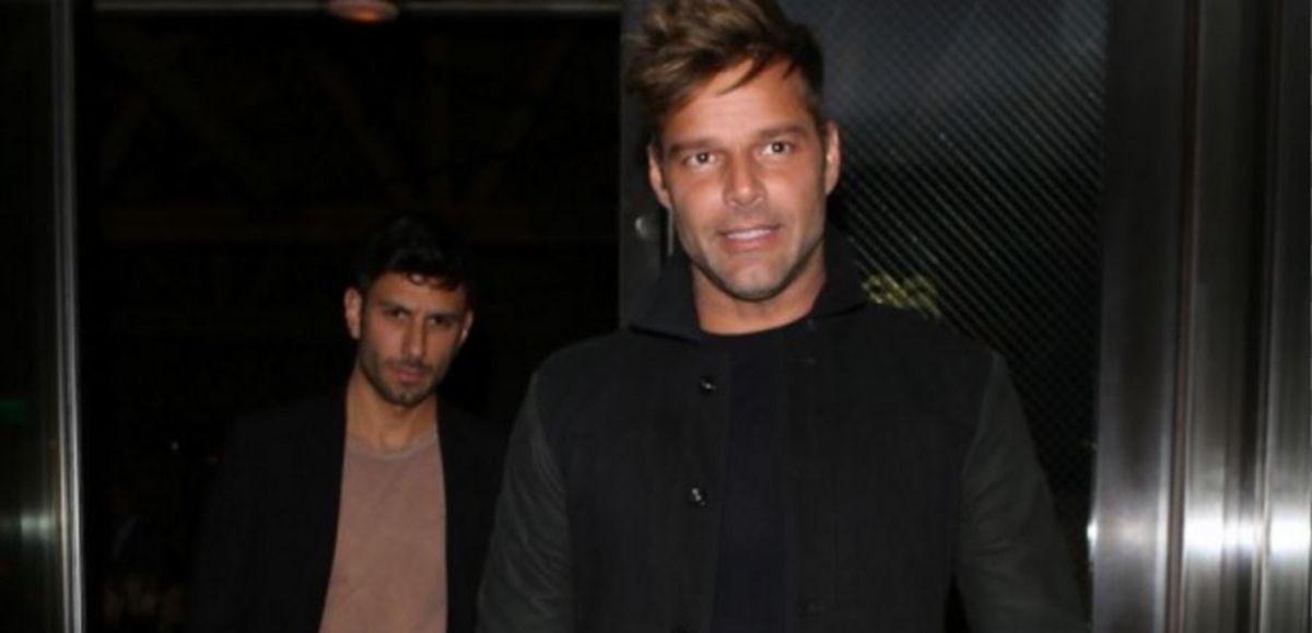 """Ricky Martin admite ser """"un poquito celoso"""""""