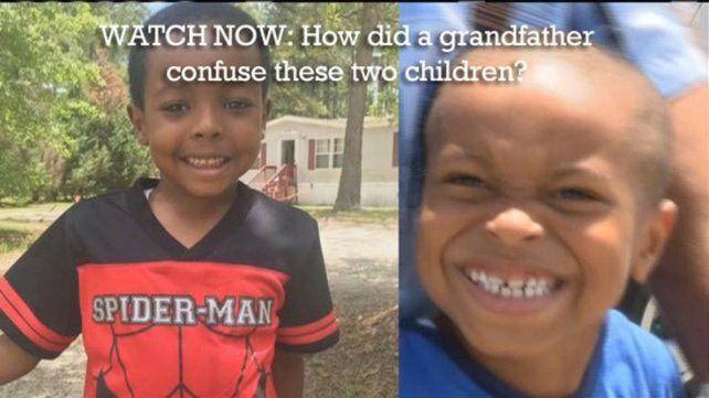 ¡Noooo! Este abuelo se llevó al niño equivocado de una escuela