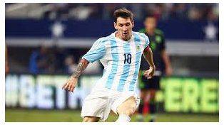Esperemos ganar la Copa, dijo Messi al llegar a EE.UU.