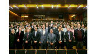 Matozo fue elegido representante del Cofecyt ante el Consejo para la promoción científica