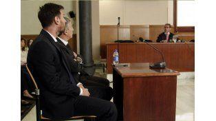 La Fiscalía pidió absolver a Messi y apuntó al padre