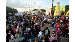 Peñaloza se viste de fiesta para festejar el Día del Ambiente
