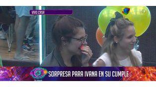 La sorpresa de GH a Ivana Icardi: entre lágrimas y una notoria ausencia