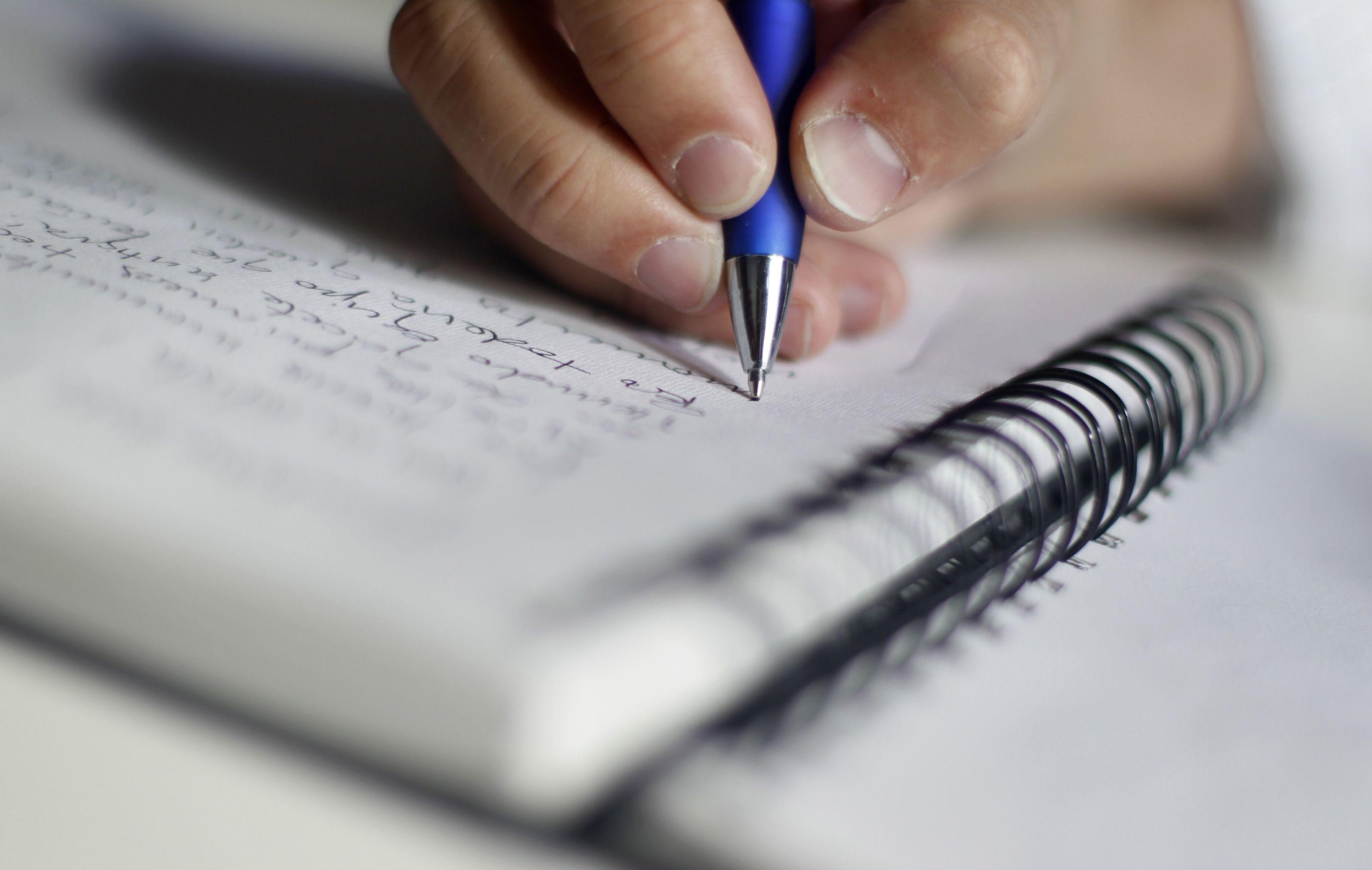 ¿Qué dice el tamaño de tu letra sobre tu personalidad?