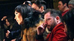 Moria y José Ottavis fueron juntos al teatro y potenciaron rumores sobre un vínculo entre ellos