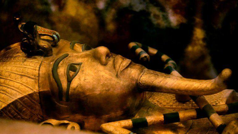 Aseguran que la daga de Tutankamón fue hecha con material extraterrestre