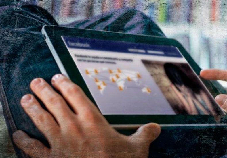 Grooming: por Facebook, dijo a una menor que la iba a embarazar y podría ir preso