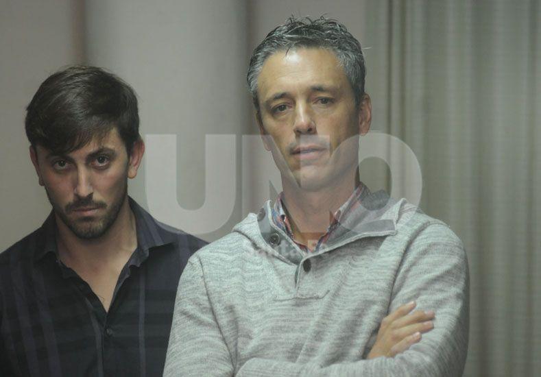 """Lamas dijo que están """"arrepentidos"""" de haber apoyado a Tinelli / Foto: Manuel Testi - Uno Santa Fe"""