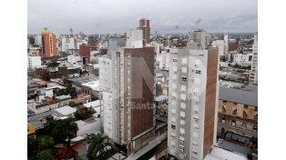Comodidades. Los costos de las expensas dependerán de las instalaciones del inmueble en que se viva /  Foto: Juan Manuel Baialardo - Uno Santa Fe