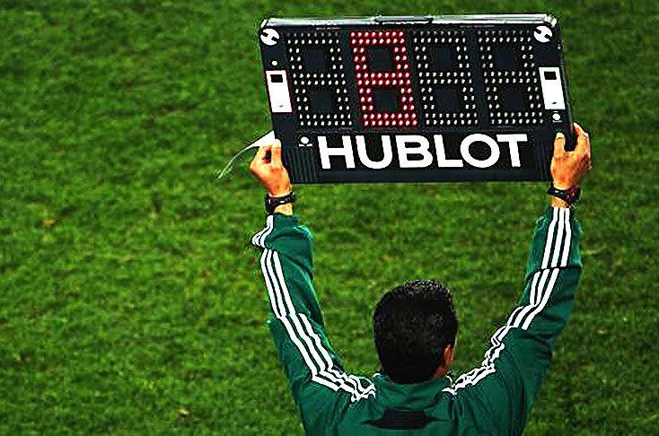 La FIFA implementó cambios en el reglamento del fútbol