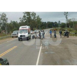 detuvieron al conductor del auto que atropello a un nene de 11 anos en la ruta 1