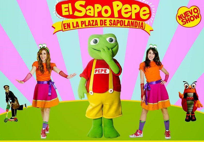 El Sapo Pepe llega a Santa Fe y Beneficios UNO te regala entradas