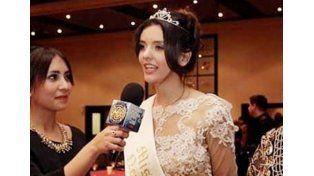 Fue elegida Miss Mundo Neuquén y al otro día le sacaron la corona por ser mamá