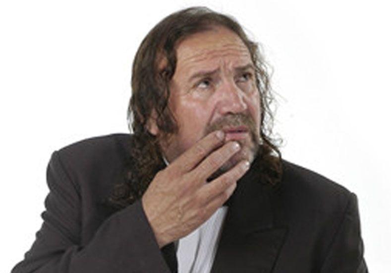 La foto de Cacho Garay internado en Santa Fe
