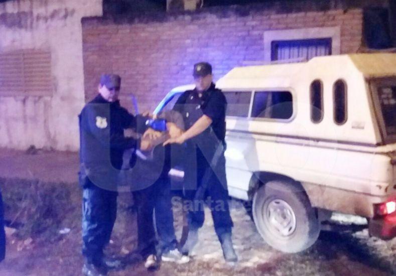 Una cinematográfica persecución terminó con tres ladrones detenidos