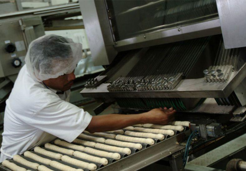 La producción de las PyMES industriales bajó 4,7% en abril