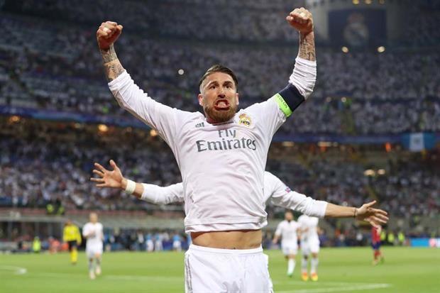 El gol de Real Madrid: ¿Fue off side de Sergio Ramos?