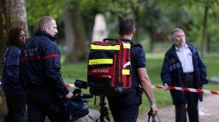 Cayó un un rayo en un partido de fútbol en Alemania y hay 35 heridos